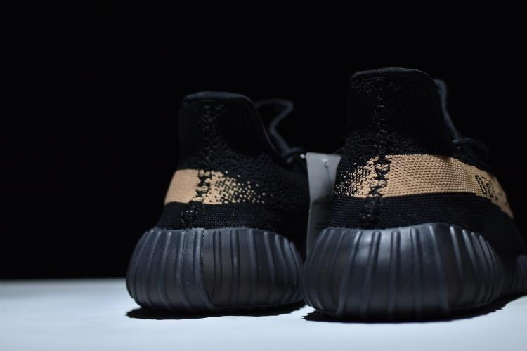 Yeezy Boost 350 V2 Black Copper Release BY1605 YS Real Boost