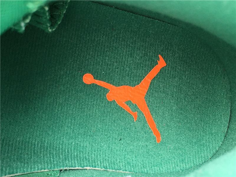 Authentic Air Jordan 6 Gatorade Green Color Sale