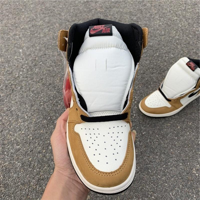 Perfect Version Air Jordan 1 Retro High OG Rookie of the Year Release