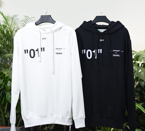 Off White 18SS For All 01 Hoodie Sweatshirts Online Sale