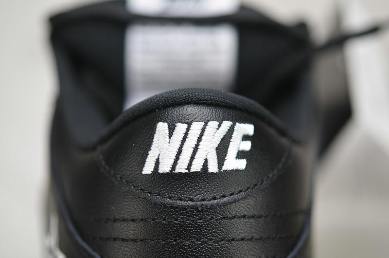 SP X NK SB Dunk Low CK3480-001 Black Silver