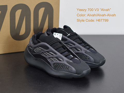 Yeezy 700 V3 Alvah H67799 Released Sale
