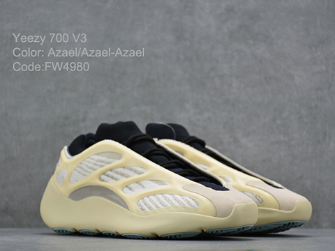 Yeezy 700 V3 Azael FW4980 High Quality Version Sale