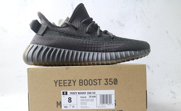 Cheap Yeezy Boost 350 V2 Cinder Reflective FY4176
