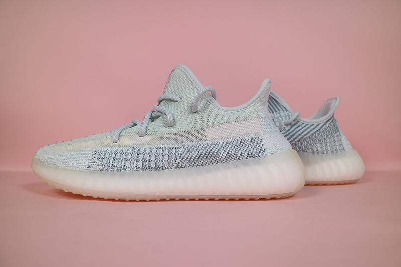 Cheap Yeezy Boost 350 V2 Cloud White Reflective FW5317