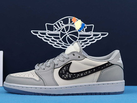 Air Jordan 1 Low X DIO CN8608-002 Sale