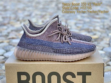 Yeezy Boost 350 V2 Fade H02795 Yecher Released Sale