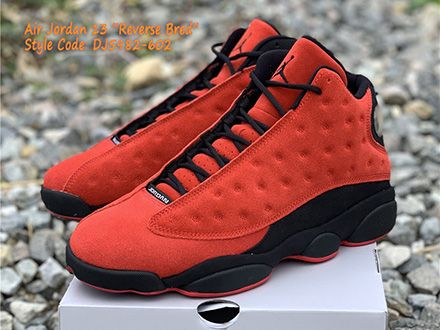 Air Jordan 13 Reverse Bred DJ5982-602 Released Sale