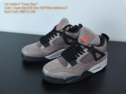 Air Jordan 4 Taupe Haze DB0732-200 Released